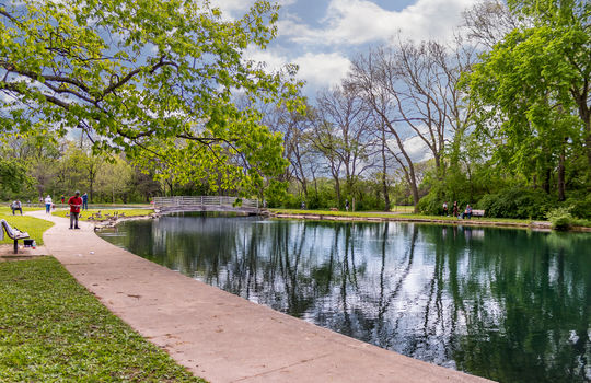 Park of Roses – Clintonville