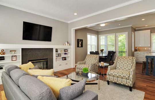 4441 229th pl. Living Room