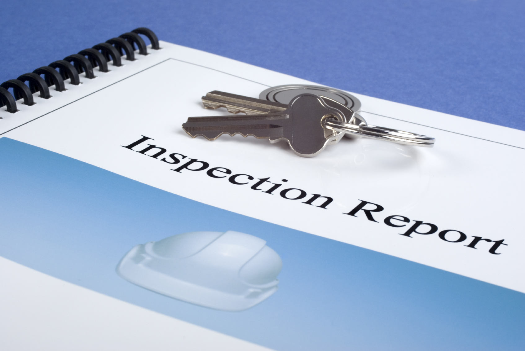 Inspection Report and Keys