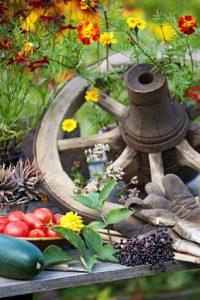 garden piece