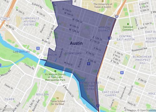 Downtown Austin | 78701