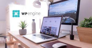 WP Engine WordPress Hosting for Real Estate Agent Websites