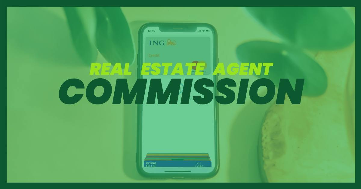 Get Paid Real Estate Agent Commission