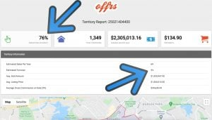 Offrs Territory Pricing Data Gold Mine for Data-Driven Real Estate Agents