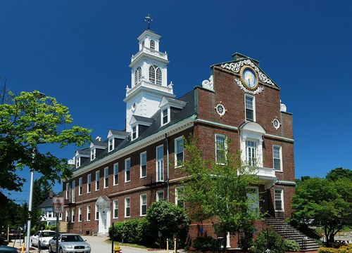 Weymouth MA Town Hall Real Estate