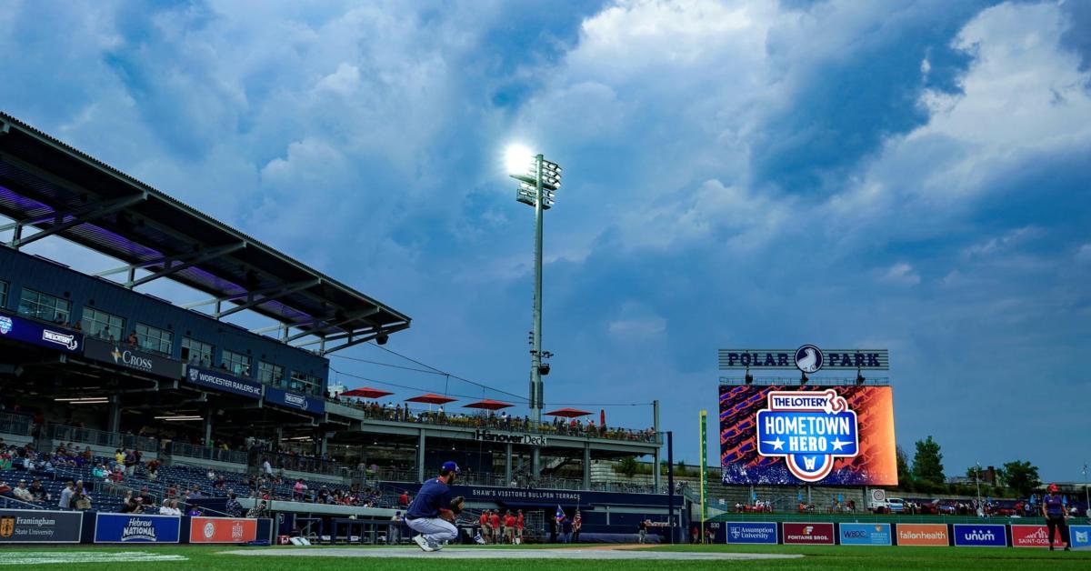 Worcester Polar Bear Baseball Stadium