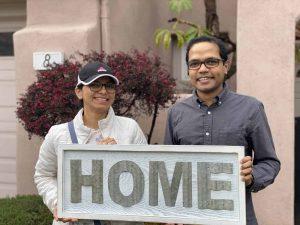 Viv & Raina Bought a Home