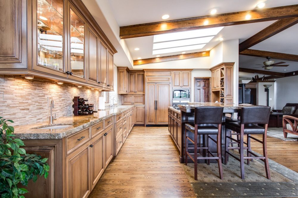 Traditional kitchen in Dallas/Ft. Worth