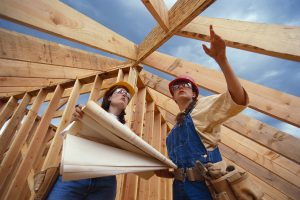 taxes impact mortgage payments in new construction, too
