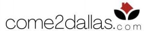 come2dallas.com logo