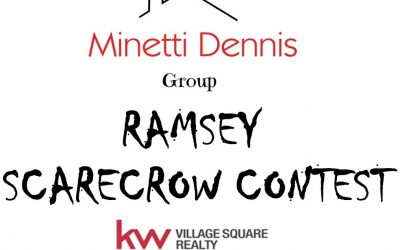 Who should win Ramsey's 1st Annual Scarecrow contest?!