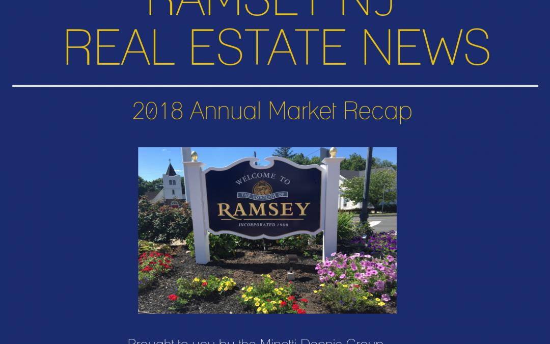 Ramsey 2018 Annual Real Estate Report
