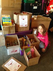 2013 - Team Bell Real Estate Feeding The Heart Food Drive Bremerton