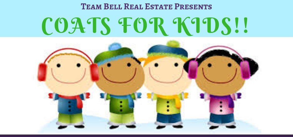 Team Bell Real Estate Coats For Kids