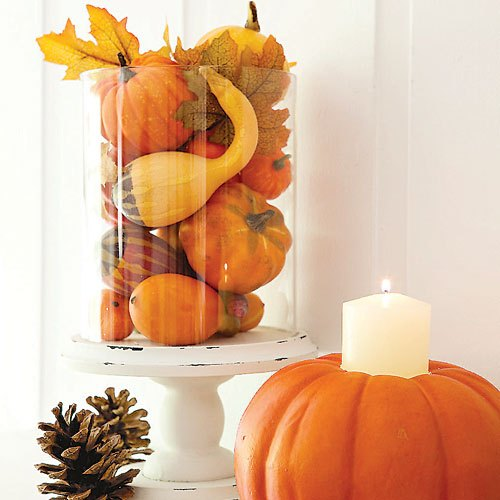 Fast, Easy Ways to Decorate for Fall