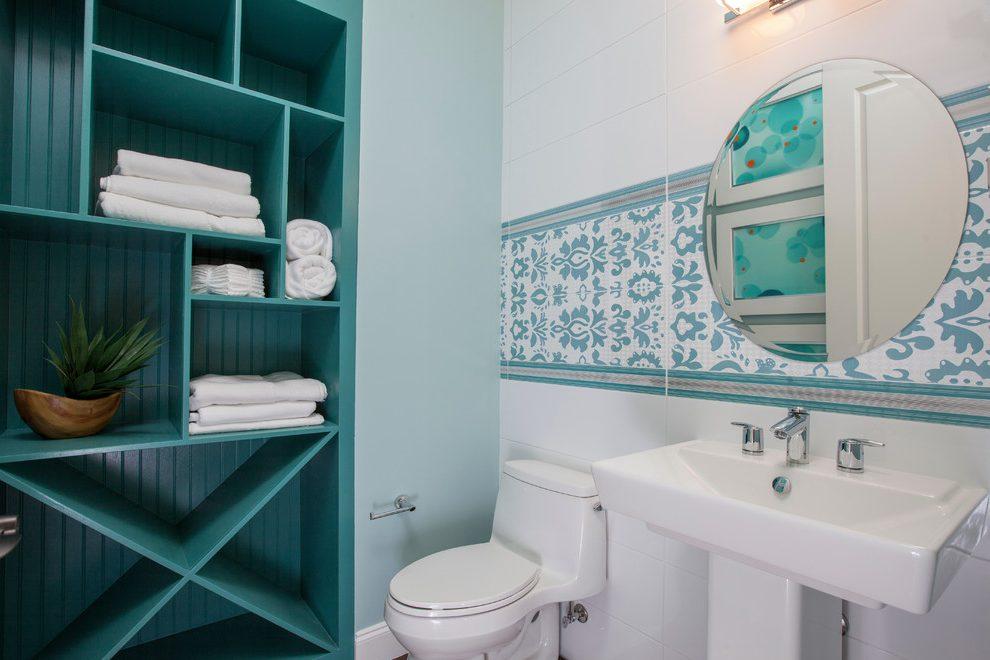 Trick Your Way to a Bigger Bathroom