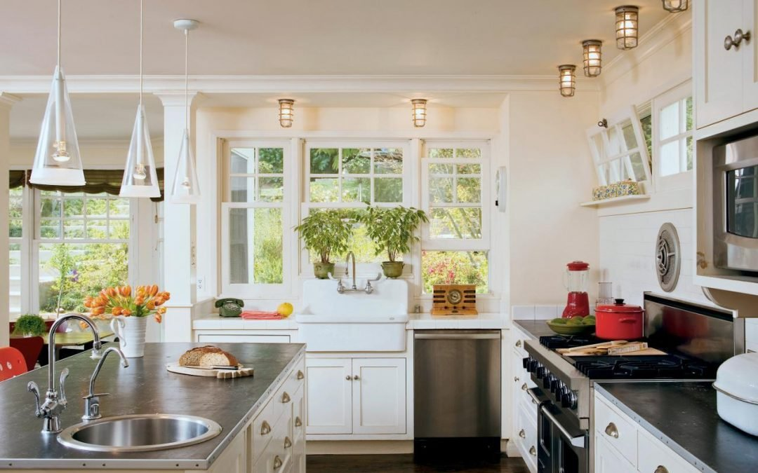 4 Ways to Bring Classic Character to Your Kitchen