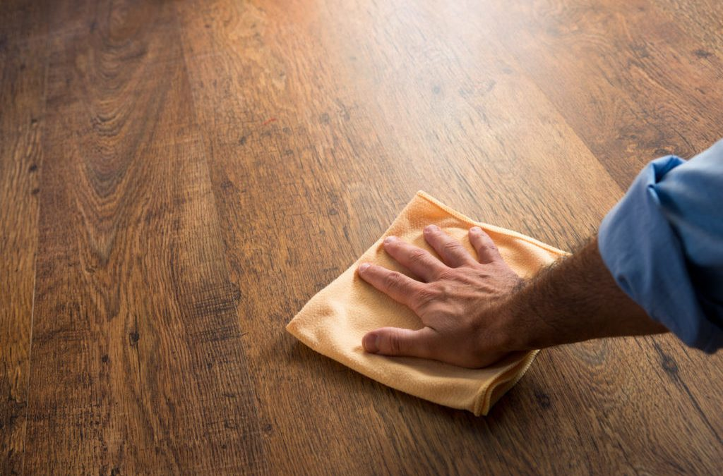 Clean Your Wood Floors With Cleaners You Make at Home