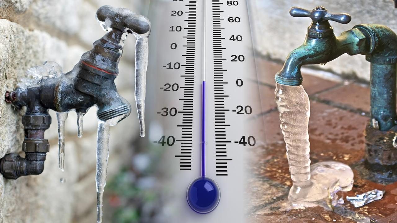 How to Keep Pipes From Freezing