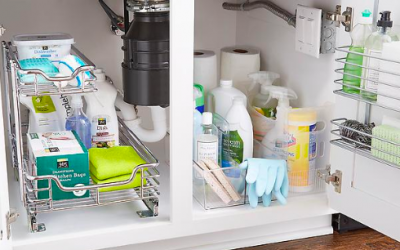 5 Sneaky Ways to Organize Your Home