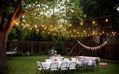 Get Your Yard Ready For Summer Parties