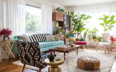 5 Ways to Add Temporary Color to Your Home