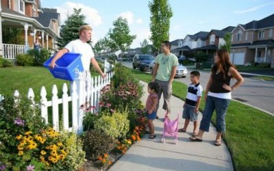 5 Things You Can Do to Welcome a New Neighbor