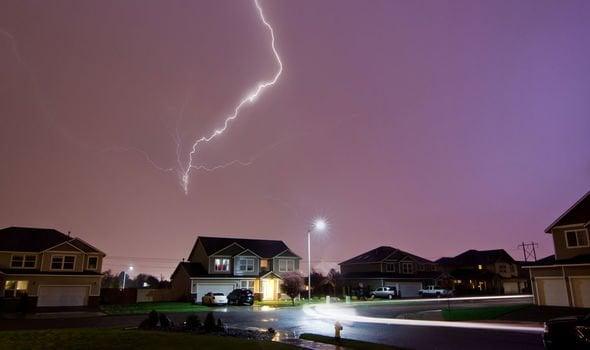Lightning Safety for the Summer Season