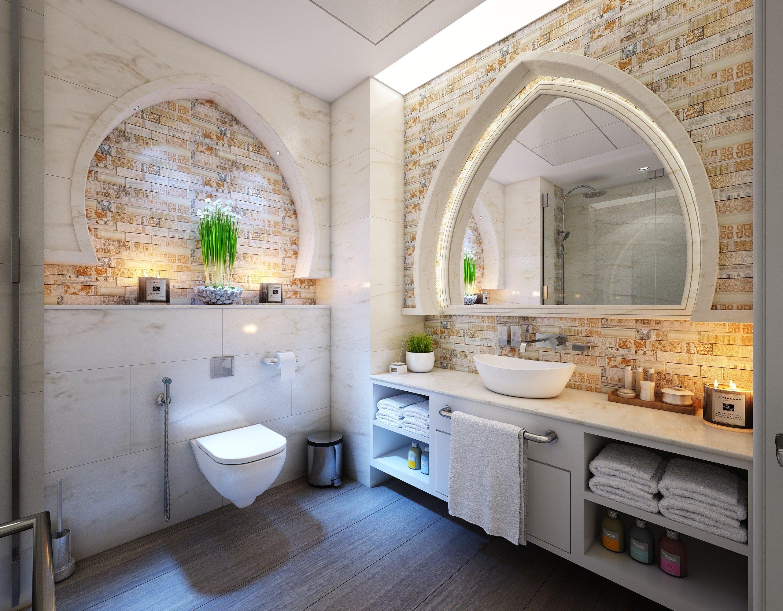 Bathroom Heaven: Creating a Spa Oasis