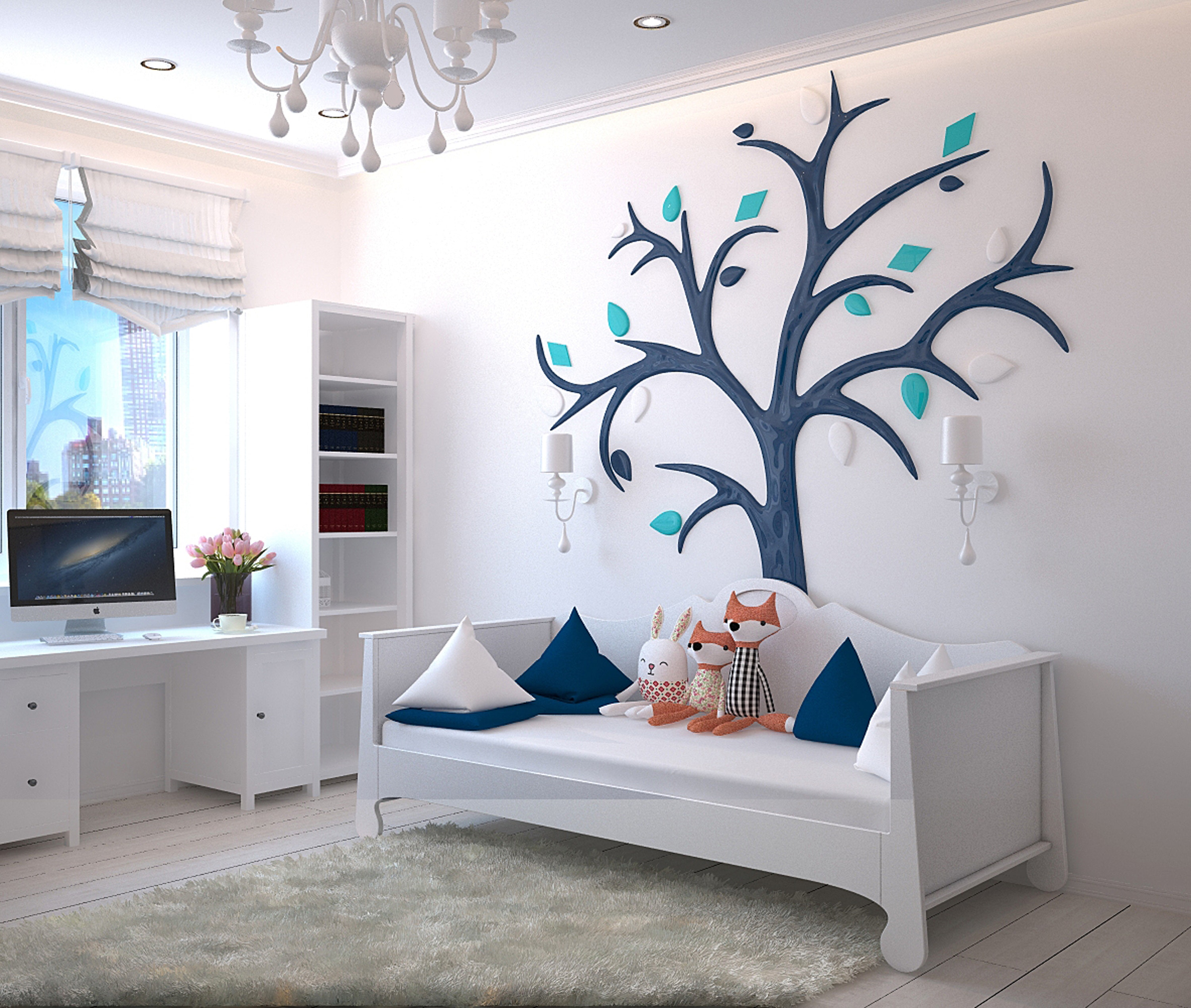 Mural-Inspired Home Decor: Define Your Own Design