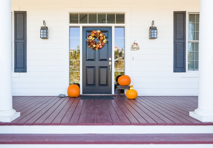 Simple Home Updates to Make This Fall