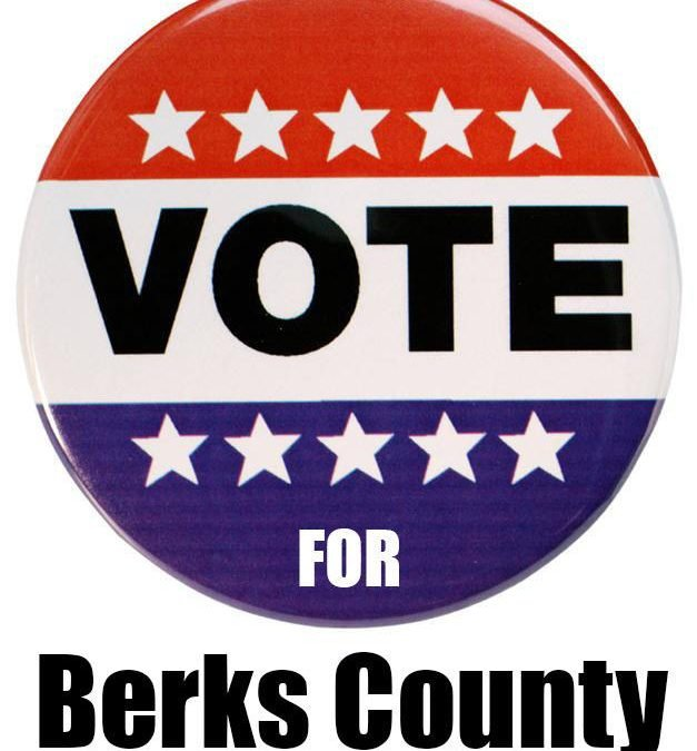 Time to Make a Difference in Berks County, PA