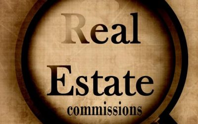 Average Real Estate Commission Fee Dropping