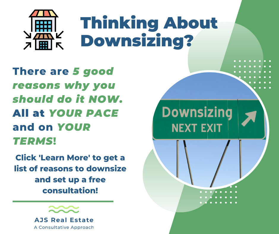 5 Reasons to Downsize Now
