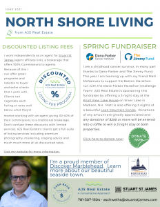 North Shore Living June
