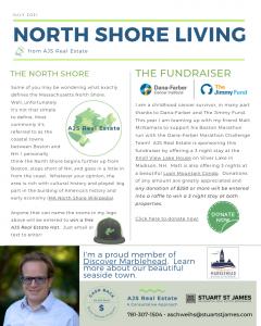 North Shore Living July