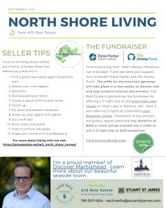 North Shore Living September