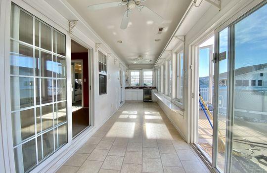 41 Bundy-sunroom to deck