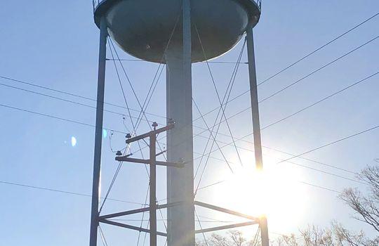 Bruins Water Tower