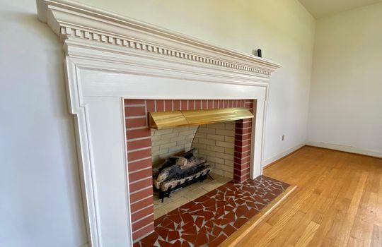 33 Fireplace
