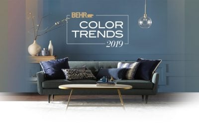 The New Hot Home Color in 2019 is…