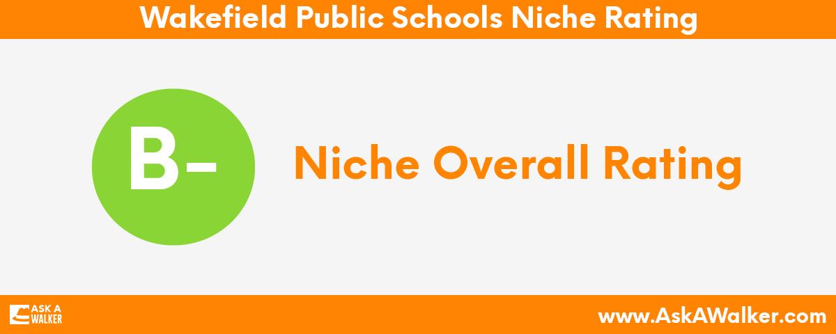 Niche Rating of Wakefield Public Schools