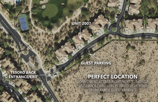Map – 19475 N Grayhawk Dr 2007