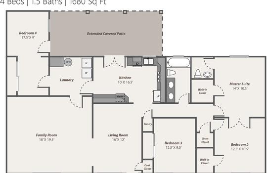 Floor Plan Photo Version – 18072 N Villa Rita Dr – Covell-01