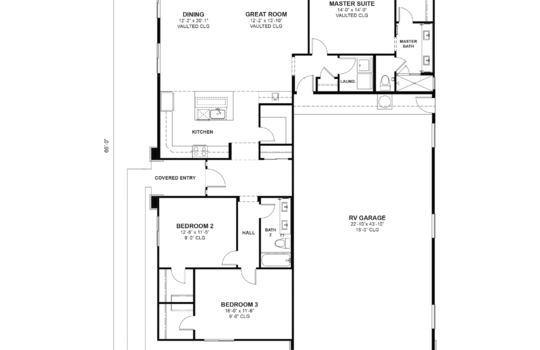 Floorplan – 16023 E Wildcat