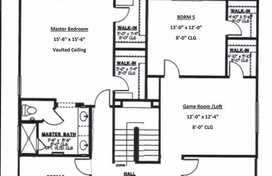 Floor Plan 2 – Photos – 3031 W Winter Dr