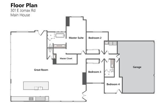 Floor Plan Photo Version – 301 E Jomax Rd-01-01