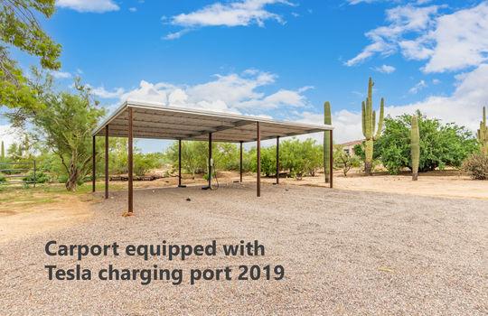 Tesla Charging Port Text Photo – 7747 E Dale Ln-01
