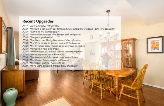 Upgrades on Photo – 6770 N 4th Ave 1013-01