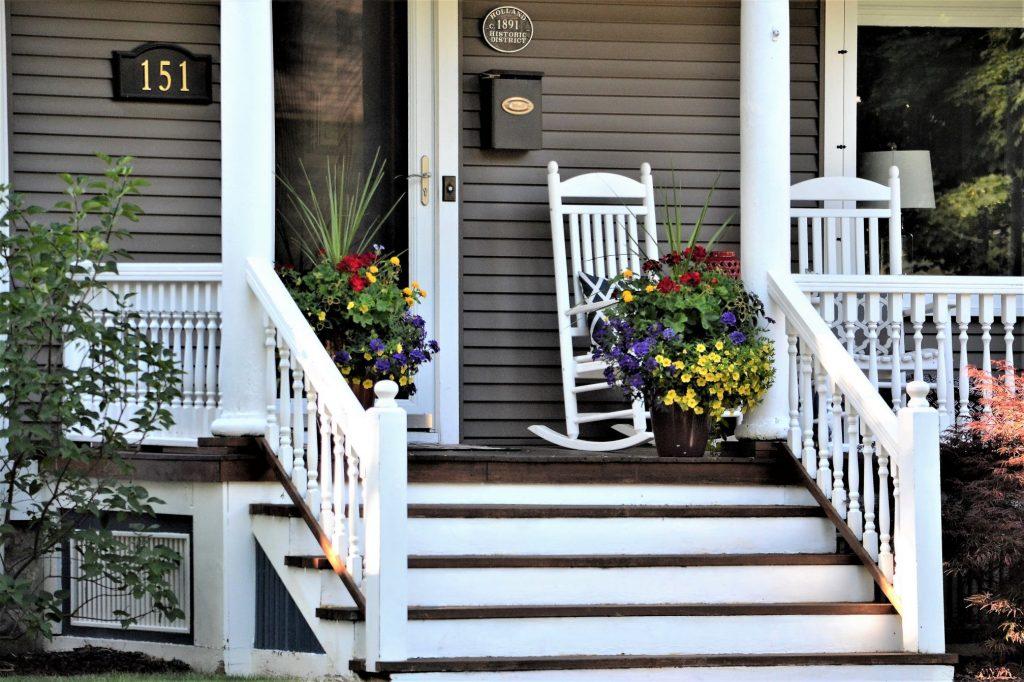 nashville home curb appeal